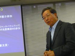 「3.11でも免震重要棟が安心安全を提供した」と可児専務理事 riji