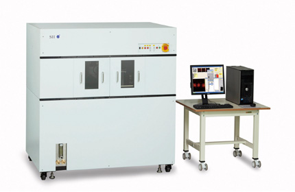 X線異物検査装置外観(プロトタイプ)