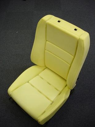自動車シート用ウレタンフォーム
