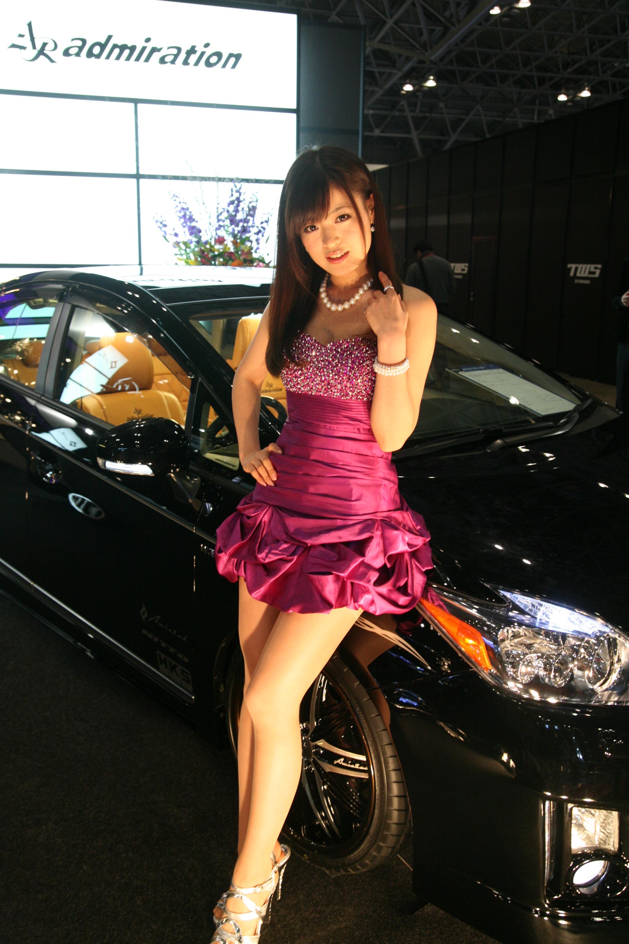 東京オートサロン2012】コンパニオン写真6