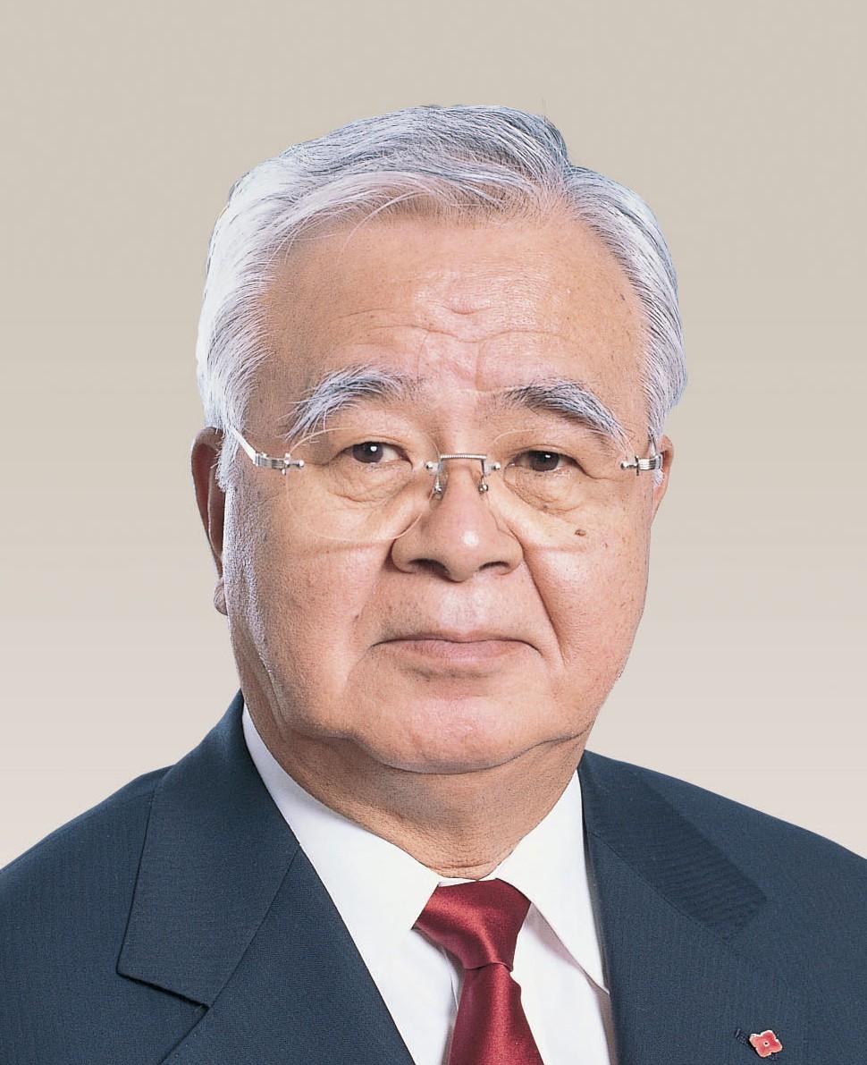 米倉 弘昌会長