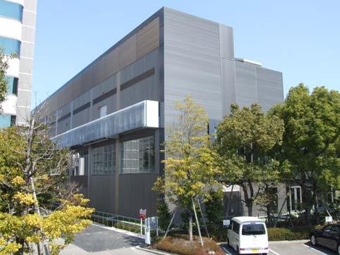 データセンター外観