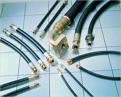 油圧ホース製品群