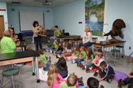 アメリカ 自然環境教育授業の様子(1)