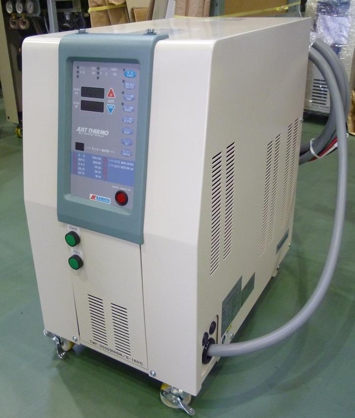 熱媒体循環装置「ジャストサーモ」