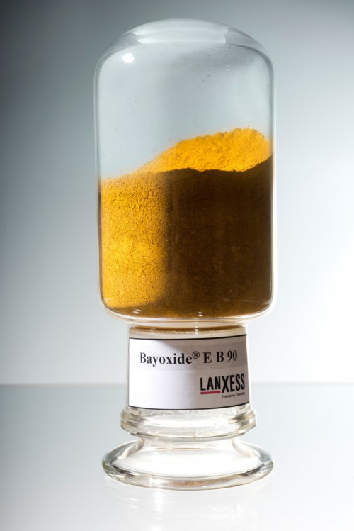 特殊用途酸化鉄「バイオキサイド(Bayoxide(R))」