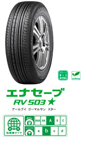 エナセーブRV503★
