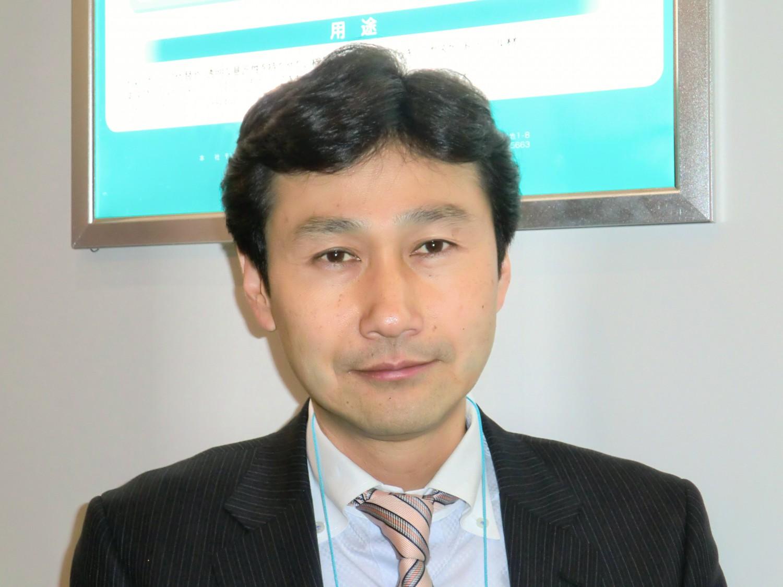 堀田秀敏社長