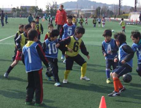 東海ゴム「サッカーフェスティバル」