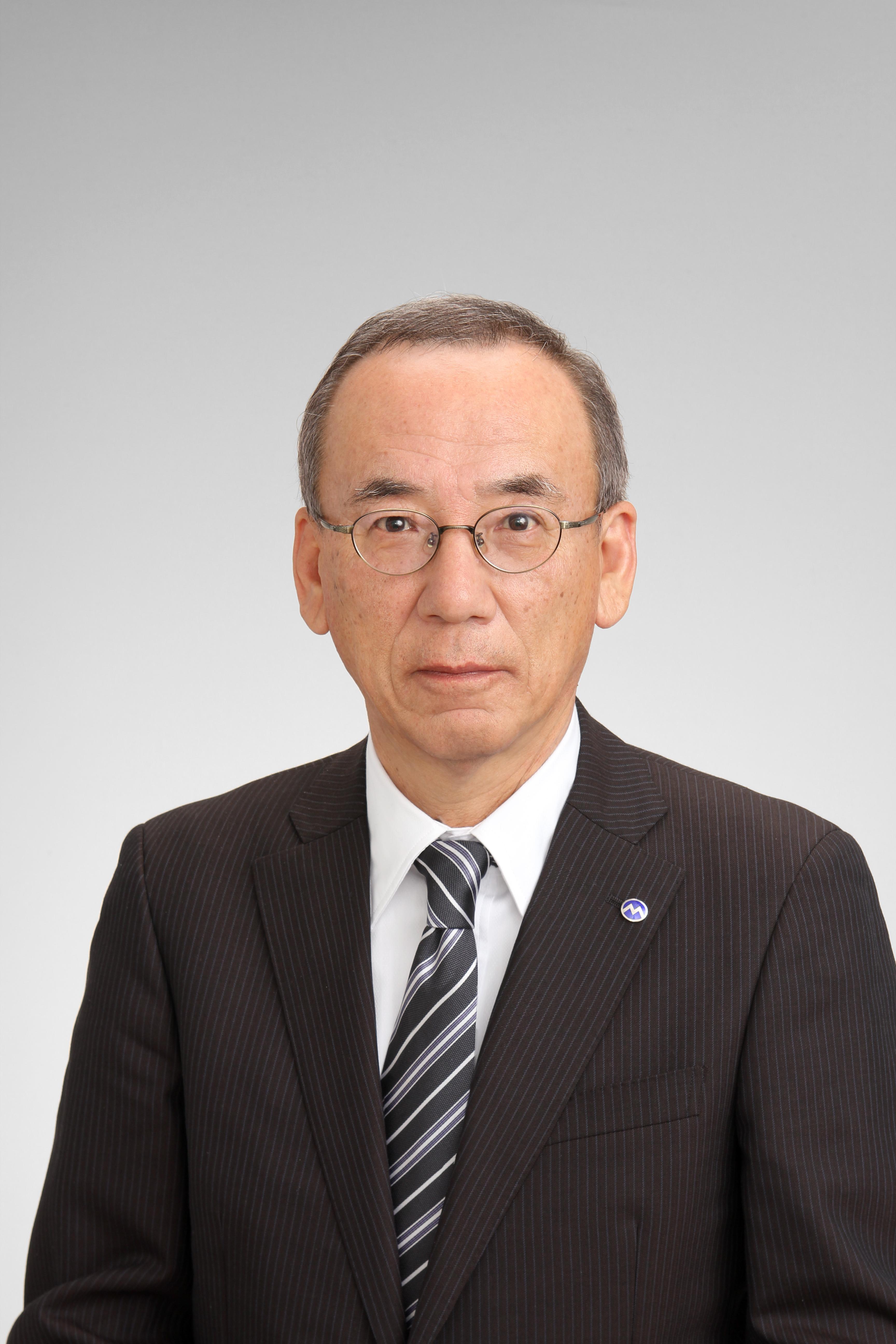 福井代表取締役社長