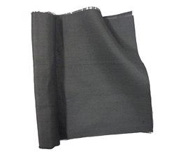 タングステンを配合した「テクノーラ」織物