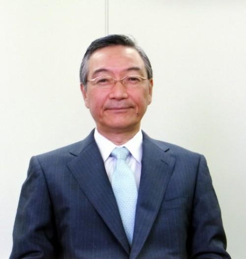 白枝新代表取締役社長