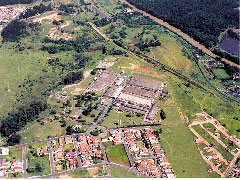 東洋紡ブラジルアメリカーナ工場