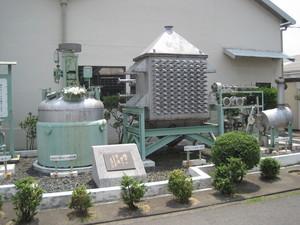 塩化ビニール製造装置