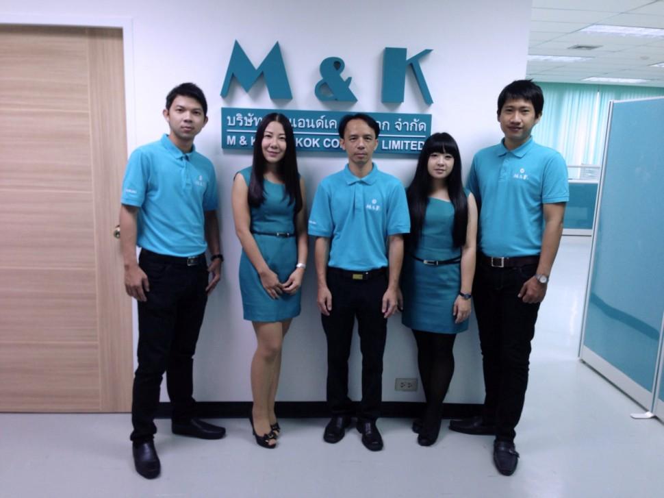タイ・バンコク支店を開設タイ・バンコク支店を開設