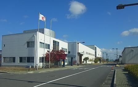 郡山製造所の概観