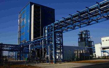 韓国のウルトラゾーン製造工場