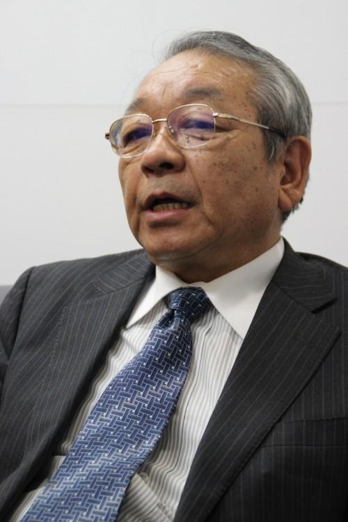 昭和ゴム重田社長