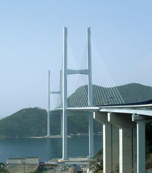橋梁ケーブル