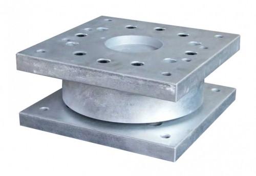 高面圧型コンパクトゴム支承(VS-1)
