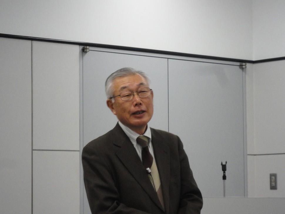 東京理科大学嘱託教授 伊藤眞義氏