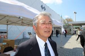 ヨコハマタイヤジャパンの高岡洋彦社長