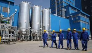 アクリル酸および高吸水性樹脂(SAP)の製造プラント