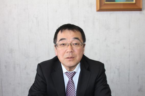 佐々木博常務取締役