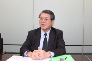 中村栄太郎社長