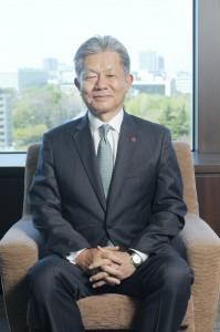 長坂代表取締役副社長