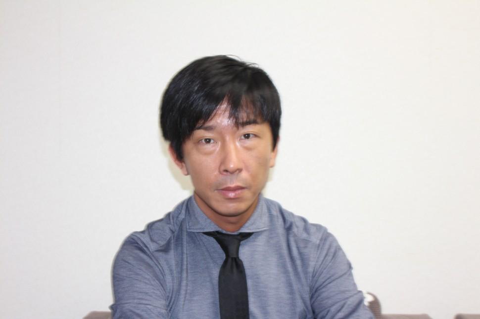 十川取締役営業部長