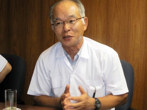 石川常夫社長