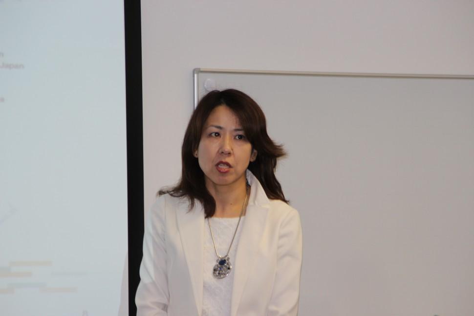 桜井恵理子代表取締役会長・CEO
