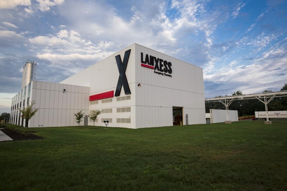 米国ガストニアの高性能プラスチックのコンパウンディング工場