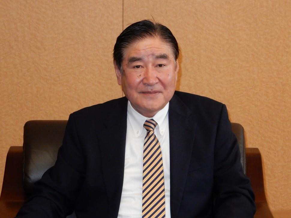 西川正洋代表取締役社長