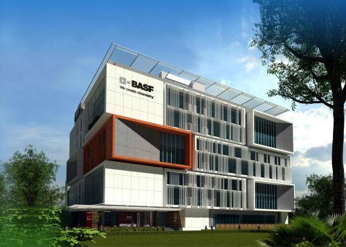 BASFイノベーションキャンパス・ムンバイ