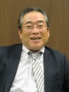 清水良雄代表取締役社長