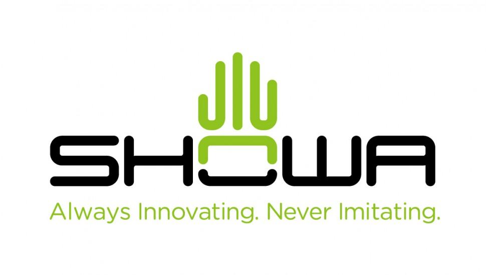 ショーワグローブの新しいロゴ