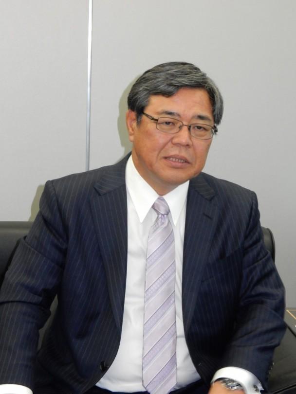 吉井満隆代表取締役社長