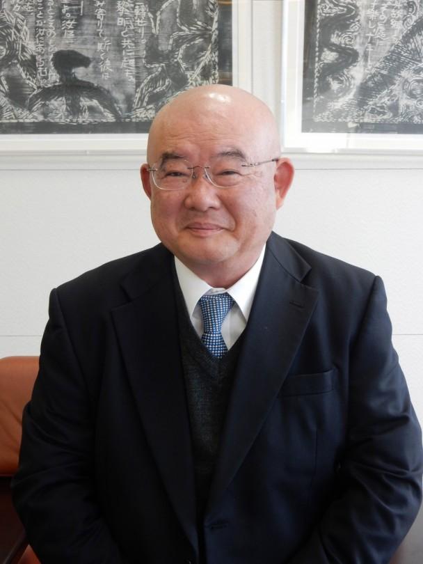 保江真一代表取締役社長