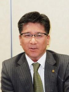 十川利男 社長