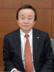宮本修二 代表取締役副社長