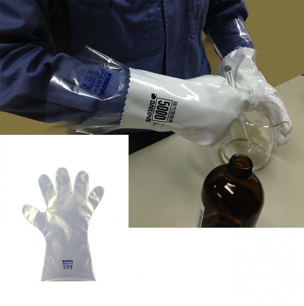 インナー(内ばき用)手袋として使用