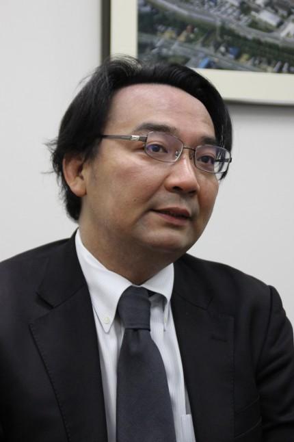 長谷部宏グループ長