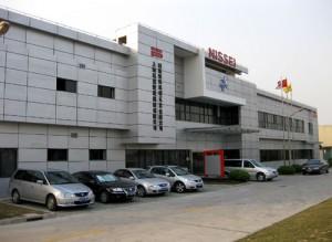 現在の上海尼思塑膠機械有限公司 太倉分公司の社屋 (新会社の社屋として継続して使用)