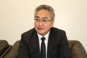 上井清タイヤ国内REP営業企画部長