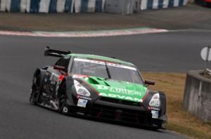 <SUPER GT/GT500> KONDO RACINGのNISSAN GT-R(2014年)