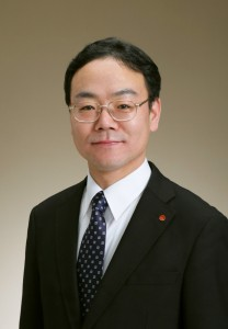 渡邉陽一郎新代表取締役社長