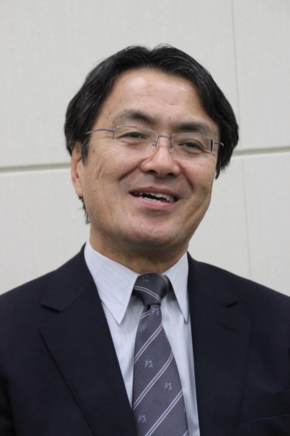 川崎弘一社長