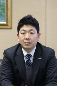 ダンロップタイヤ営業本部消費財部 宣伝・販促グループ中尾幸司課長